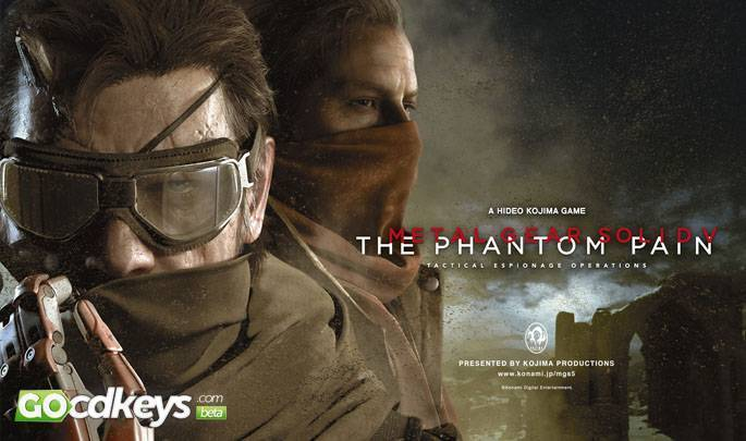 Titolo dell'articolo suMetal Gear Solid V: The Phantom Pain
