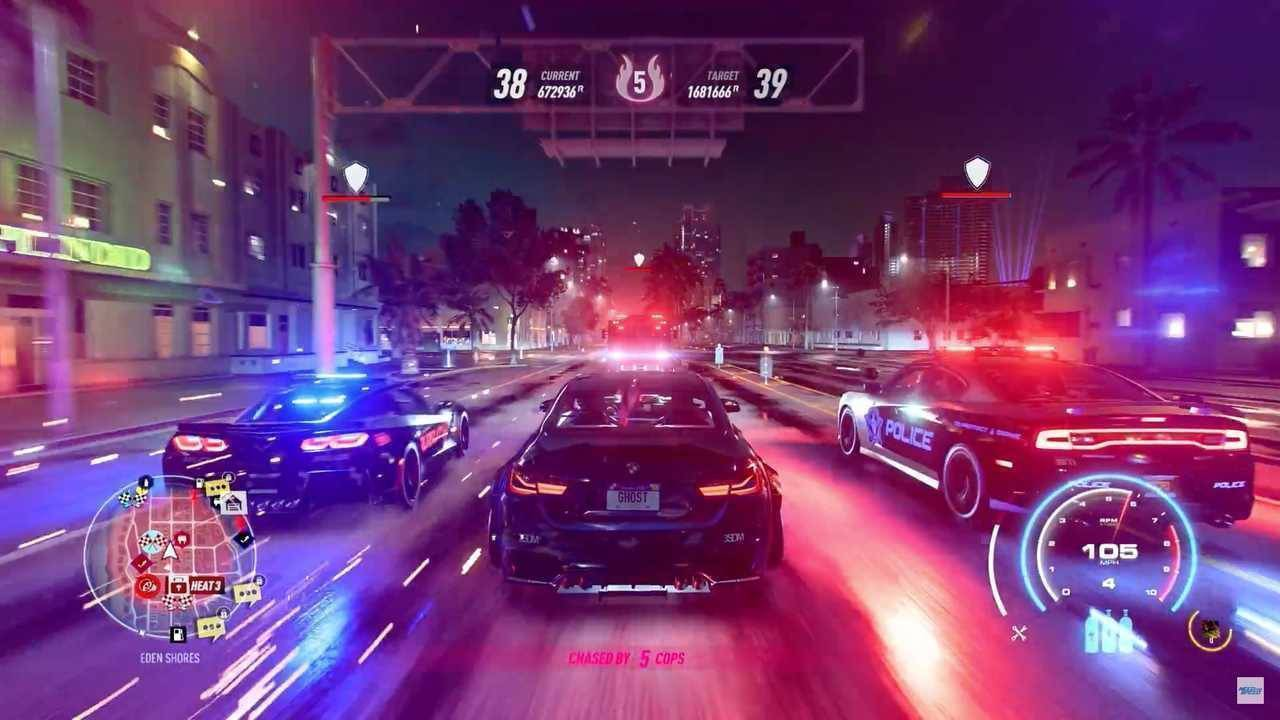 Titolo dell'articolo suNeed for Speed: Heat