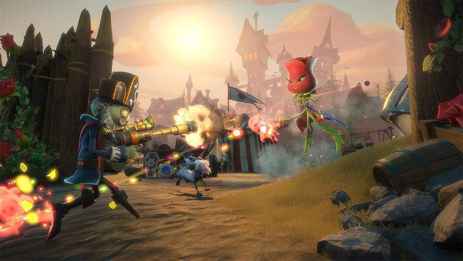 Titolo dell'articolo suPlants vs Zombies Garden Warfare 2