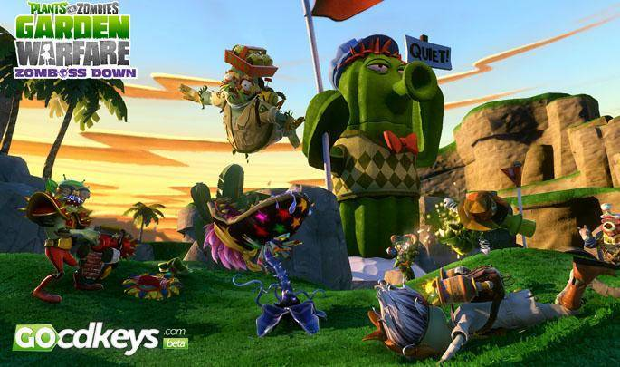 Titolo dell'articolo suPlants vs Zombies: Garden Warfare