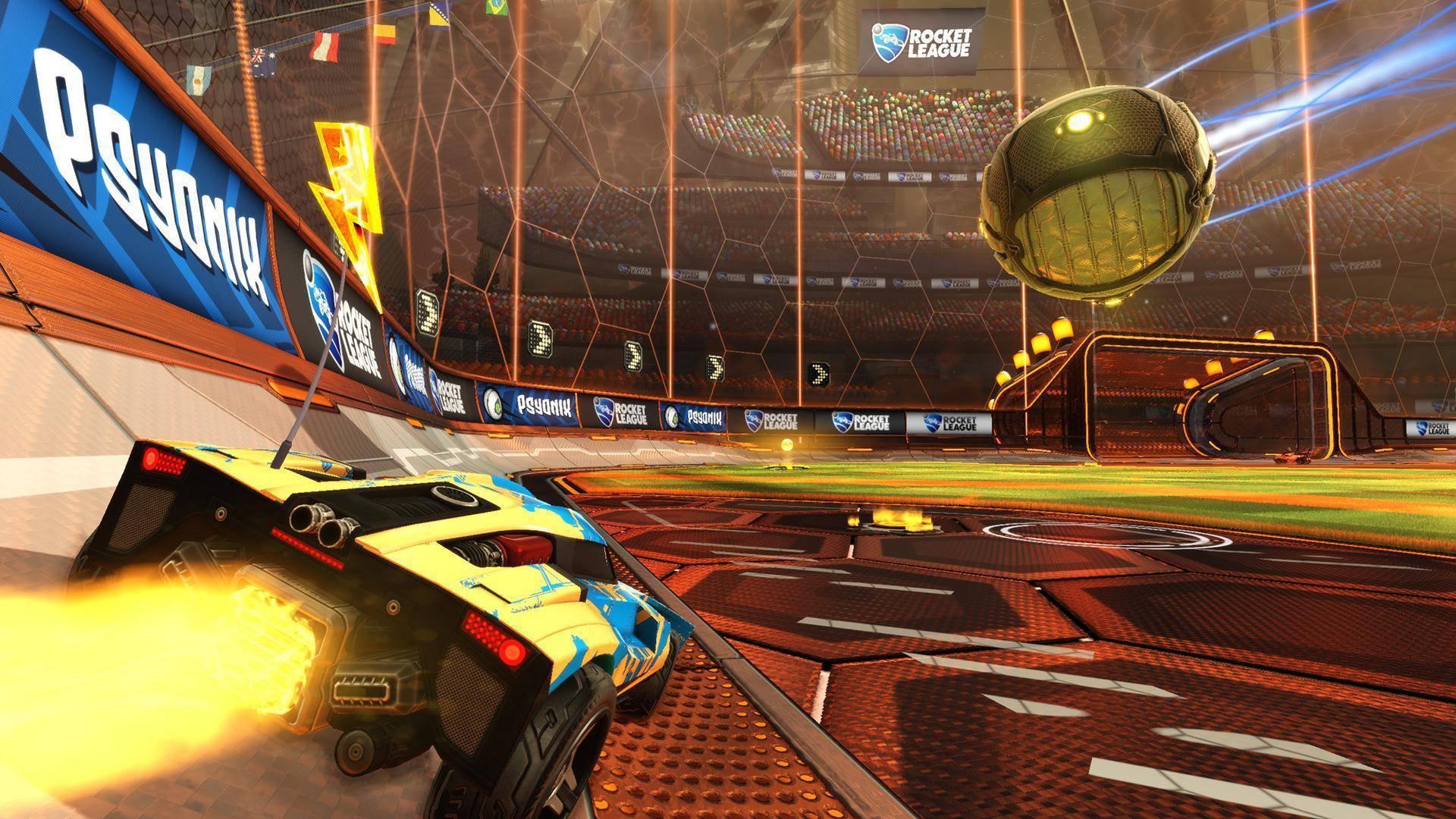 how to play cross platform rocket league xbox one stream