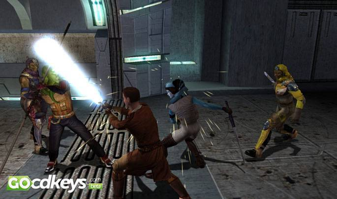 Titolo dell'articolo suStar Wars: Knights of the Old Republic