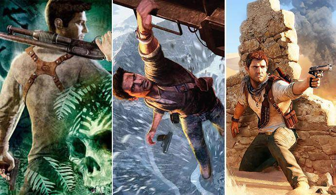 Titolo dell'articolo suUncharted The Nathan Drake Collection