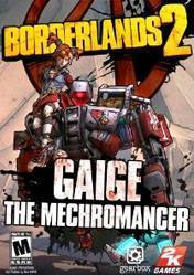 Borderlands 2 Mechromancer Pack DLC