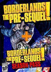 Borderlands The PreSequel + Season Pass Bundle