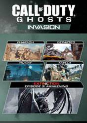 Call of Duty Ghosts Invasion DLC