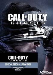 Call of Duty Ghosts Season Pass
