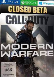 Call of Duty Modern Warfare 2019 Closed Beta Access