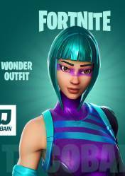 Fortnite Wonder Outfit