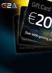 G2A Gift Card 20€