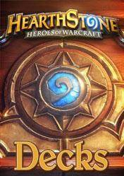 HearthStone Heroes of Warcraft 10 Deck Cards