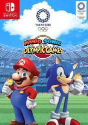 Mario & Sonic at the Olympic Games Toyko 2020
