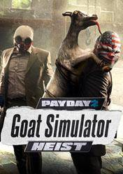 PAYDAY 2 The Goat Simulator Heist DLC