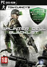 Splinter Cell Blacklist Upper Echelon Edition