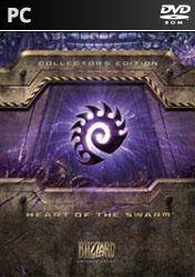 Starcraft 2: Heart of the Swarm Edición Coleccionista