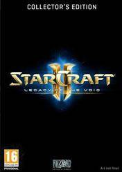 Starcraft 2 Legacy of the Void Collectors Edition