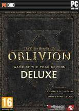 The Elder Scrolls IV: Oblivion Deluxe GOTY Edition