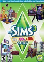 Los Sims 3: 70s, 80s and 90s Stuff Pack