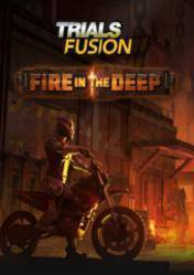 Trials Fusion Fire in the Deep DLC