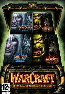 Warcraft 3 Battlechest
