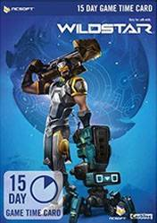 Wildstar Gamecard 15 Days