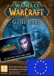World of Warcraft: 60 Day Pre-Paid Time Card EU