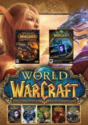 World of Warcraft Complete (Battlechest + Warlords of Draenor + 60 Days)