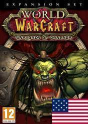 World of Warcraft: Warlords of Draenor US