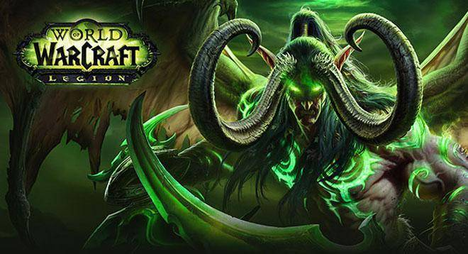 World of Warcraft Legion EU Giveaway (Battlenet cd key)