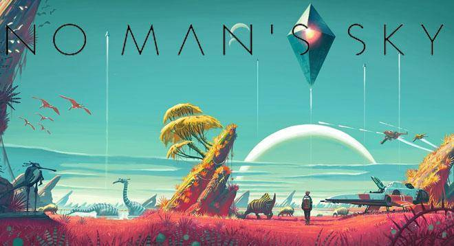 NO MANS SKY Giveaway (Steam cd key)