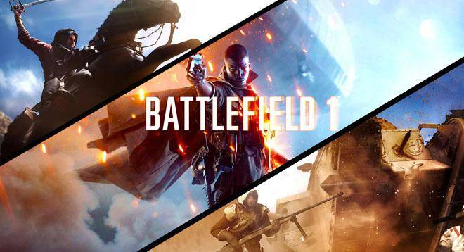 Battlefield 1 Giveaway (Origin cd key)