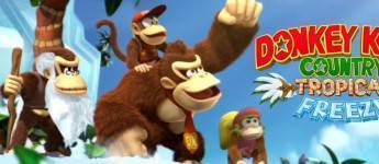 Titolo dell'articolo suDonkey Kong Country: Tropical Freeze